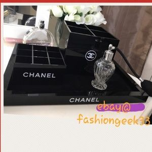 Makeup organizer Vanity set